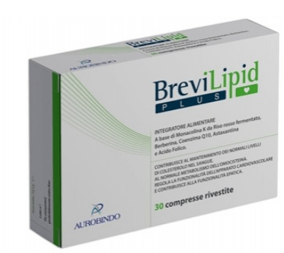 BREVILIPID PLUS