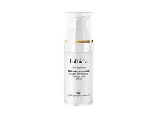EuPhidra Filler Suprema fluido antirughe protettivo SPF 20 30ml