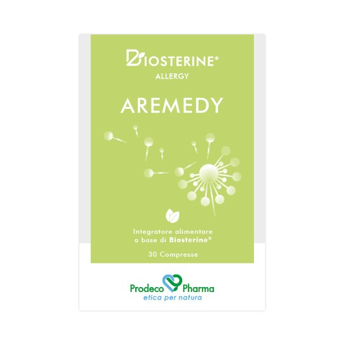 BIOSTERINE ALLERGY A-REMEDY COMPRESSE