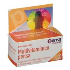 MULTIVITAMINICO PENSA 30 COMPRESSE