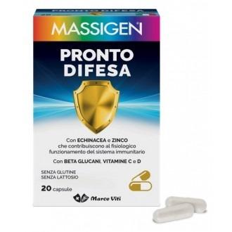 MASSIGEN PRONTO DIFESA CAPSULE