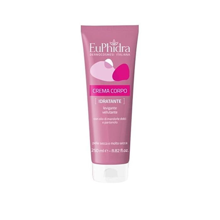 Euphidra Crema Corpo Idratante per pelle secca 250ml
