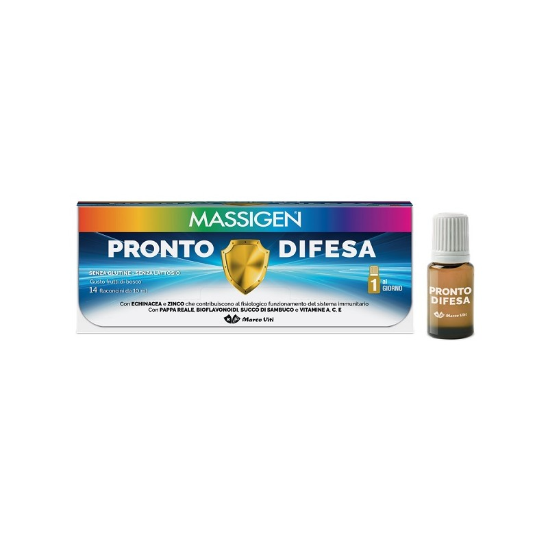 MASS PRONTO DIFESA 14FLX10ML