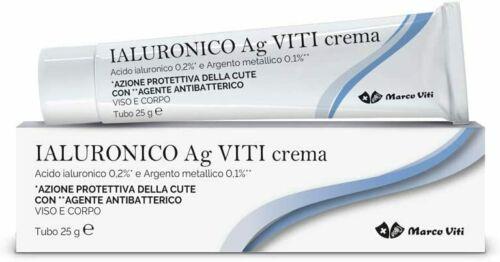 VITI IALURONICO AG VISO/CRP25G