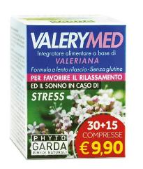 VALERYMED VALERIANA 30+15 CPR