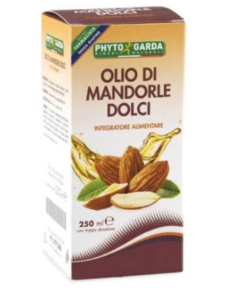 OLIO MANDORLE DOLCI CON DOSATORE 250 ML