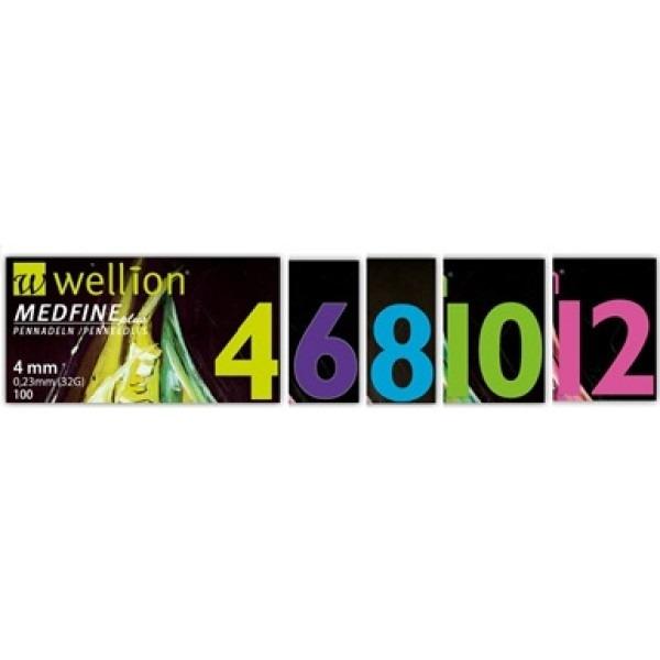 WELLION MEDFINE 4 G32 100PZ