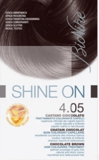 SHINE ON - 4.05 CASTANO CIOCCOLATO